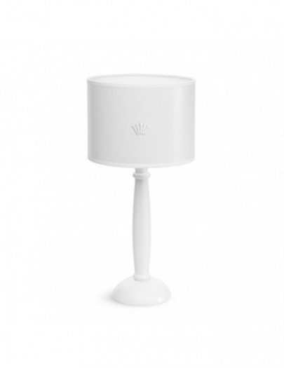FIRST NACHTLAMP CHRISTAL WHITE