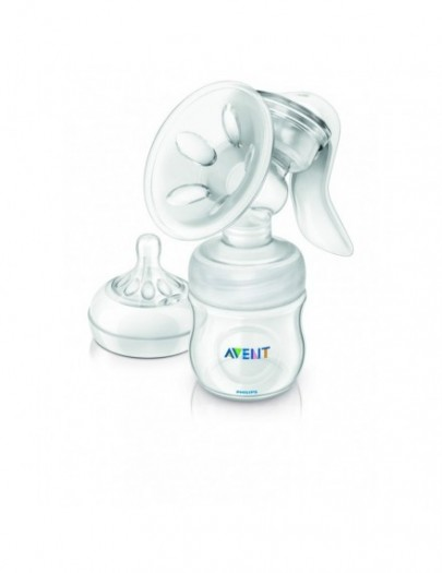 AVENT NATURAL BORSTPOMP MANUEEL