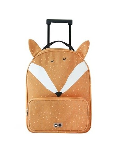 TRIXIE MR. FOX TRAVEL TROLLEY