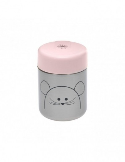 LASSIG FOOD JAR LITTLE CHUMS MOUSE