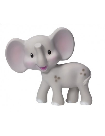 GO-GAGA SQUEEZE AND TEETHE ELEPHANT GREY