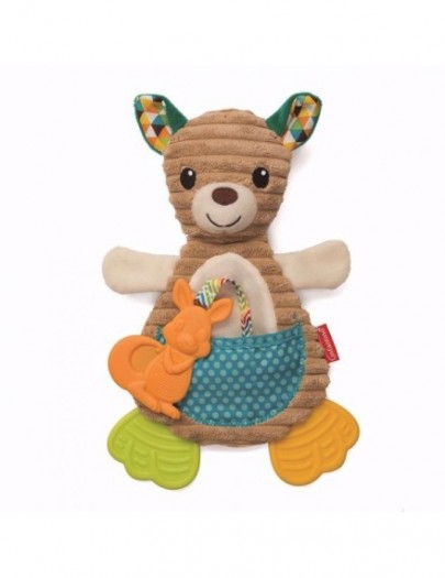GO GAGA CUDDLY TEETHER KANGOUROU