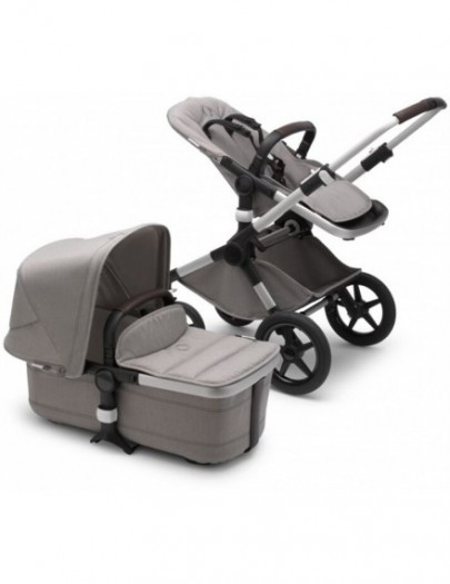 BUGABOO FOX2 MINERAL COMPLETE ALU/ LIGHT GREY