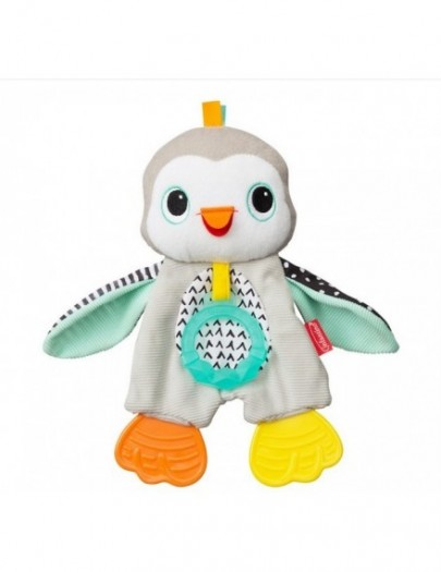 INFANTINO CUDDLY TEETHER PENGUIN