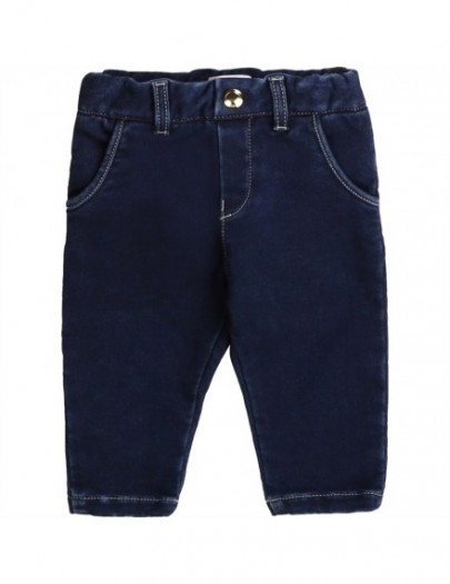 CHLOE JEANSBROEK DENIM BLUE
