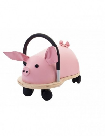 WHEELY BUG PIG SMALL (1-3J)
