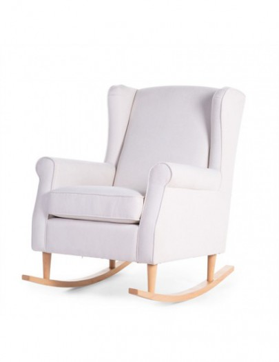 CHILDHOME ROCKING SOFA NATUREL BEUK/ ECRU