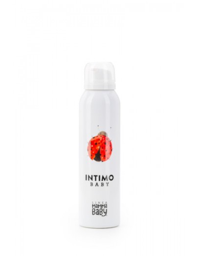 LINEA MAMA BABY CLEANSING MOUSSE 150ML
