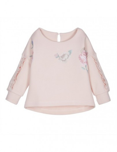 LAPIN HOUSE SWEATER OUD ROZE