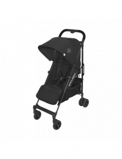 MACLAREN QUEST ARC BLACK/BLACK