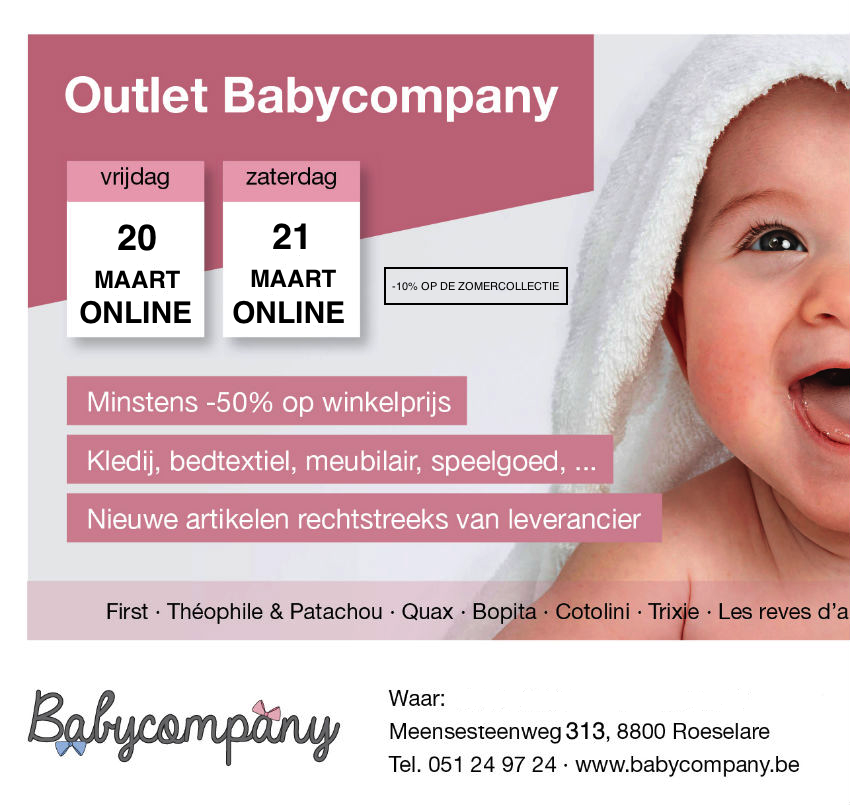 OUTLET BABYCOMPANY