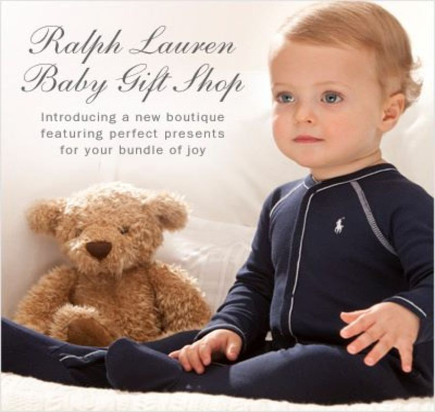 Nieuw: Ralph Lauren Baby