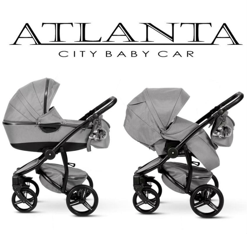 Atlanta City Baby Car